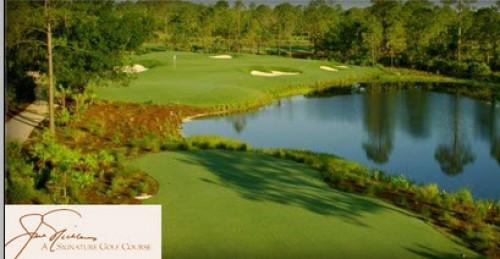 golf courses in Estero FL