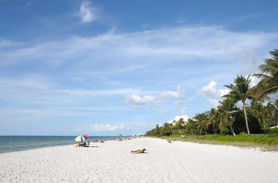 Beaches In Naples, Florida
