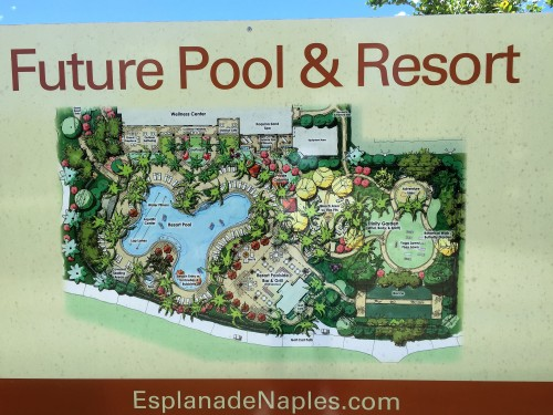 Esplanade Pool Plan