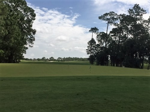 Golf Club of the Everglades Putting Green