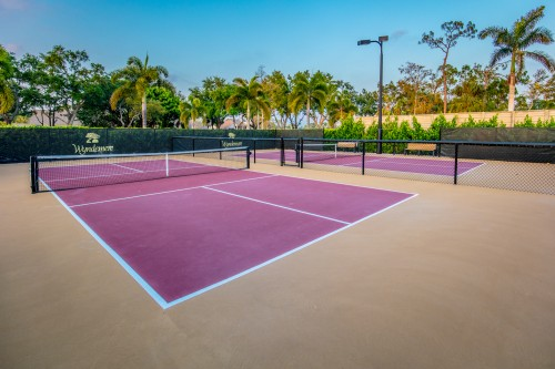 Wyndemere Piccle Ball Courts