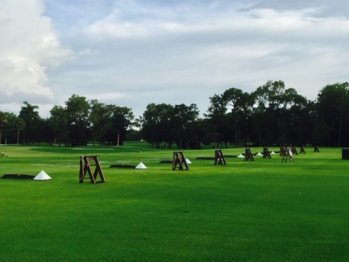 Wyndemere Country Club Practice Facilities