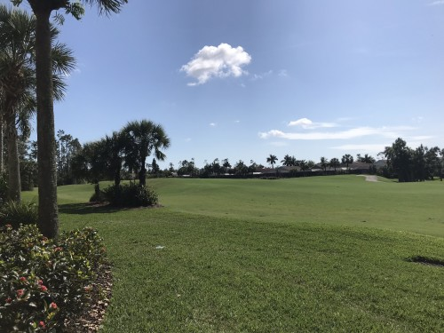 Naples Lakes Golf Course FL