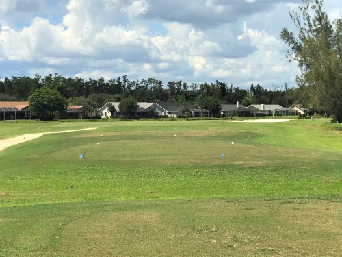 Golf Homes in Fort Myers