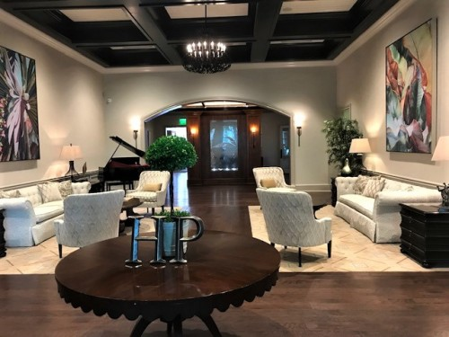 Clubhouse in Fort Myers Golf Community
