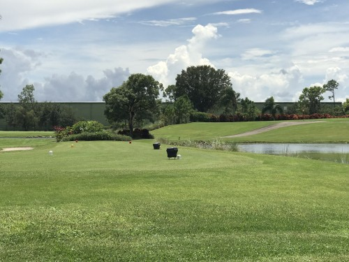 Hideaway Golf course