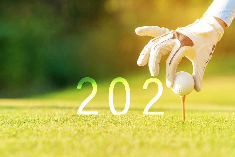 New Years Resolutions for Golfers