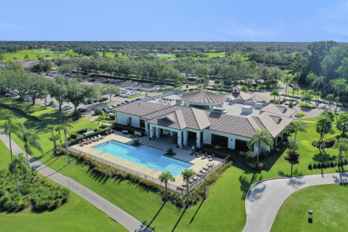 Resort Style Pool in Naples FL