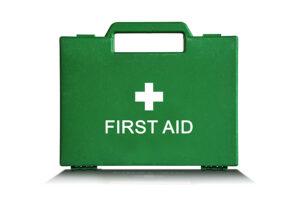 Hurricane first aid kit