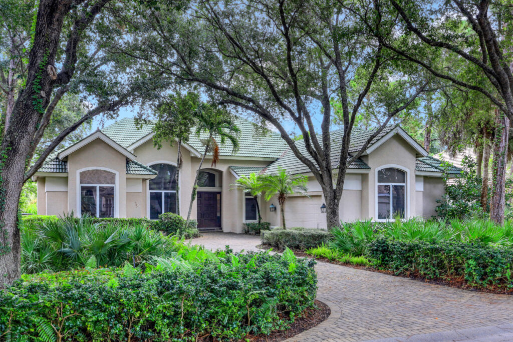 Colliers Reserve Home Just Listed Naples FL